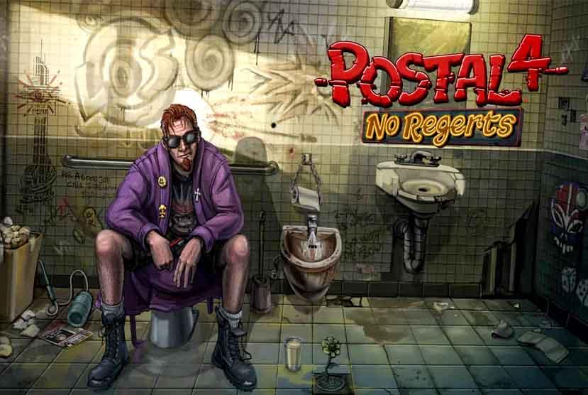 POSTAL 4 No Regerts Free Download Pre-Installed Repack-Games