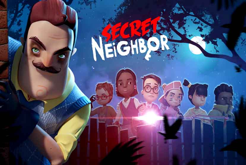 Secret Neighbor Free Download Torrent Repack-Games