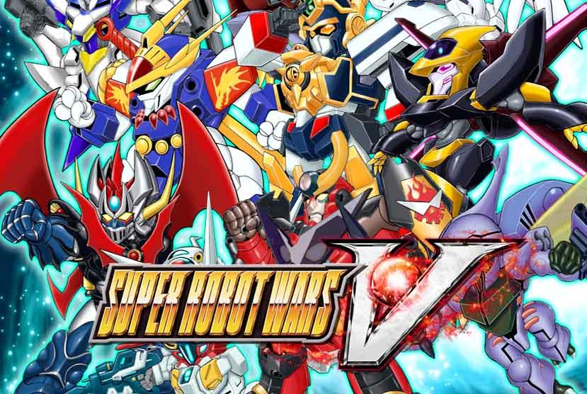 Super Robot Wars V Free Download Torrent Repack-Games