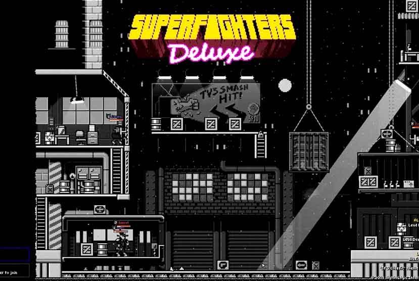 Superfighters Deluxe Free Download Torrent Repack-Games