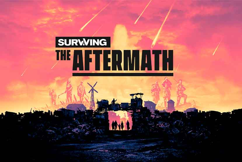Surviving the Aftermath Free Download Torrent Repack-Games