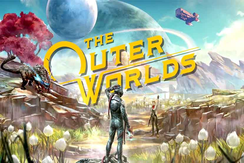The Outer Worlds Free Download Torrent Repack-Games