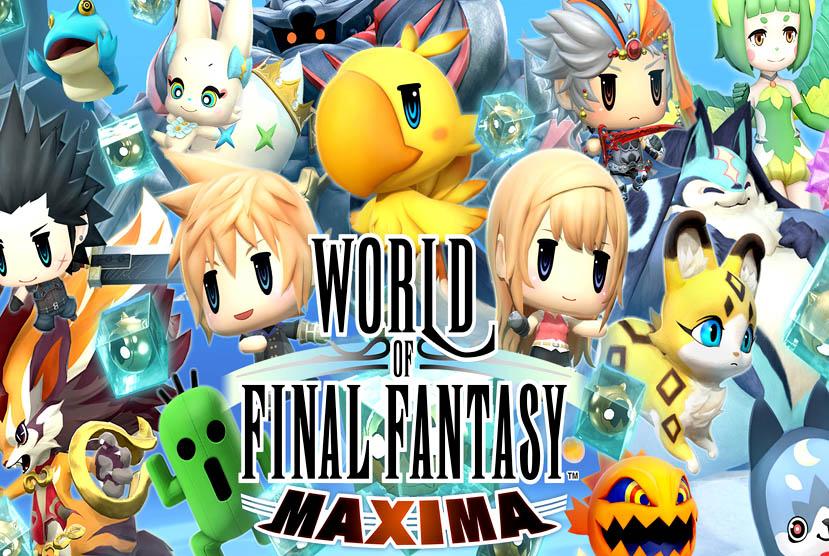 WORLD OF FINAL FANTASY Free Download (MAXIMA) Torrent Repack-Games