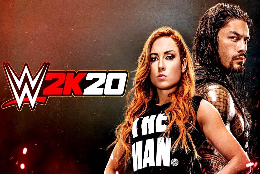 WWE 2K20 Free Download Torrent Repack-Games