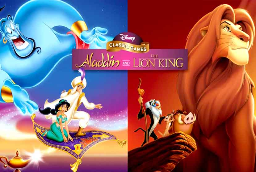 Disney Classic Games Aladdin and The Lion King Free Download Torrent Repack-Games