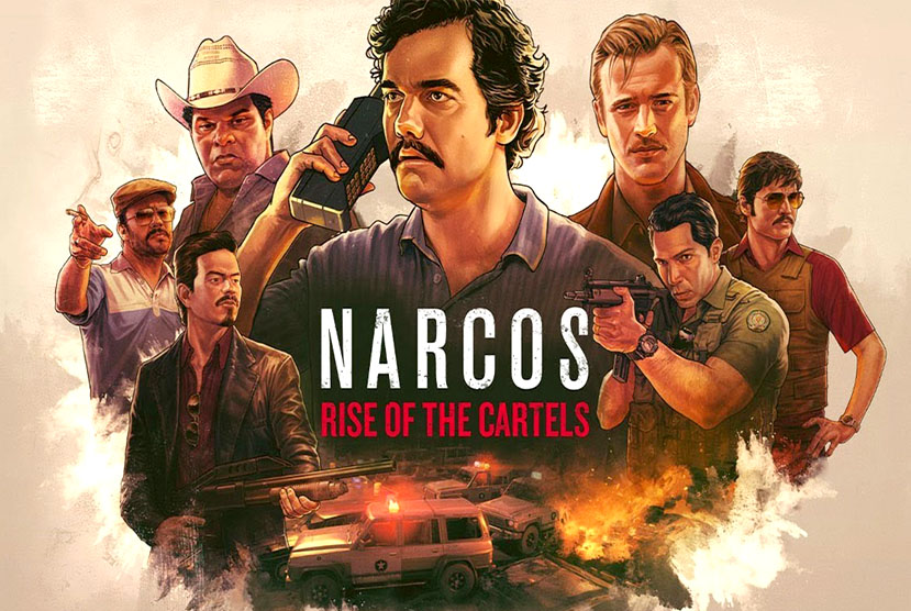 Narcos Rise of the Cartels Free Download Torrent Repack-Games