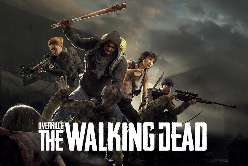 Overkills The Walking Dead Repack-games
