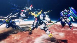 SD GUNDAM G GENERATION CROSS RAYS Free Download Crack Repack-Games