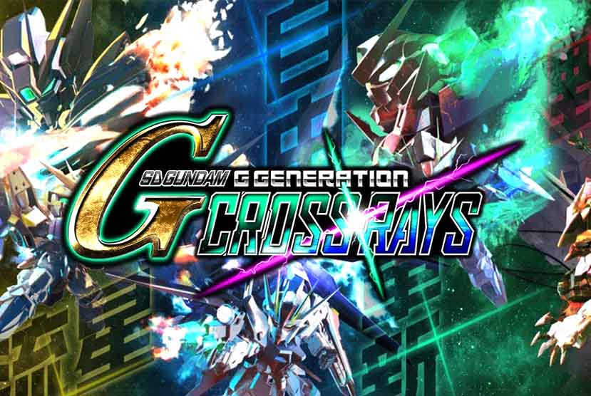 SD GUNDAM G GENERATION CROSS RAYS Free Download Pre-Installed Repack-Games