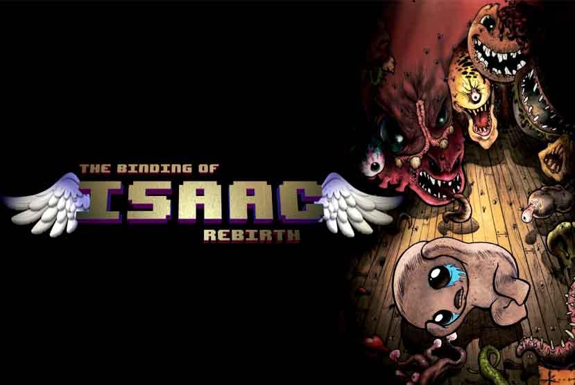 The Binding of Isaac Rebirth Free Download Torrent Repack-Games