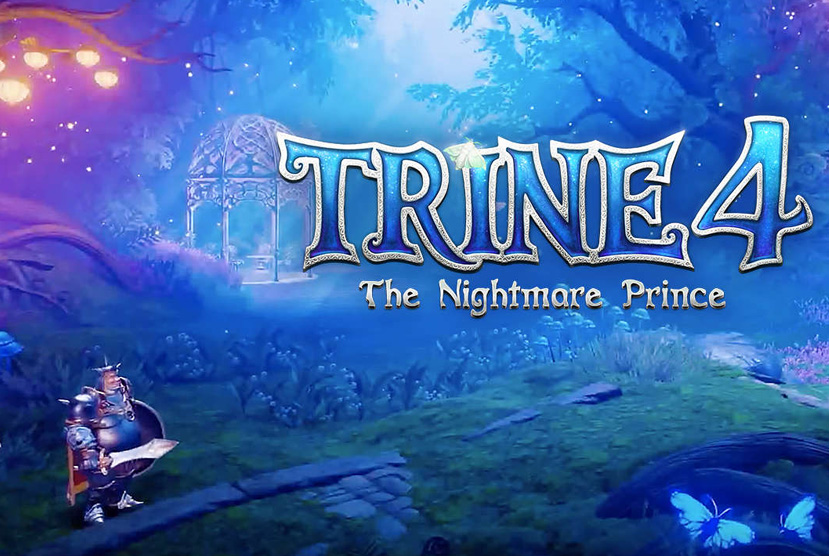 Trine 4 The Nightmare Prince-Repack-Games