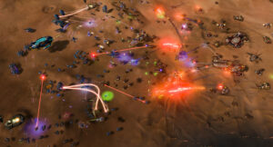 Ashes of the Singularity Escalation Free Download Repack-Games