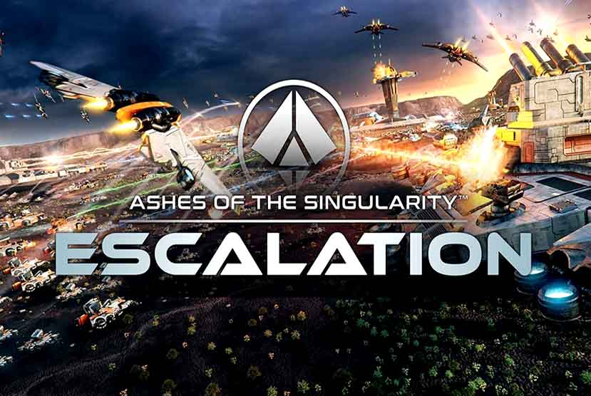 Ashes of the Singularity Escalation Free Download Torrent Repack-Games