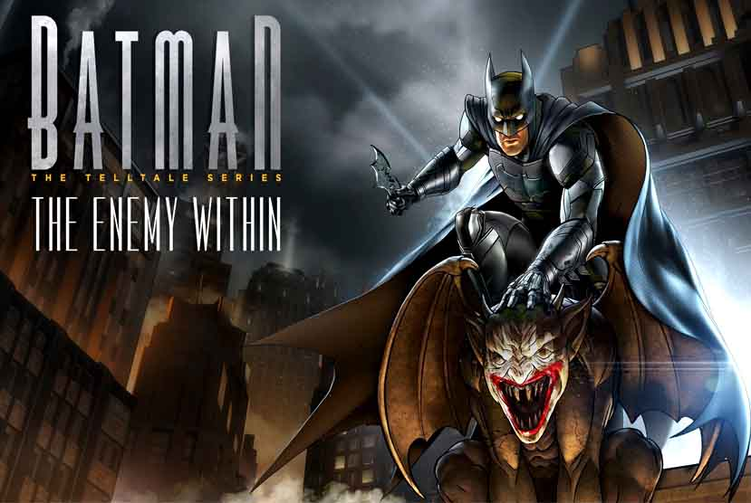 Batman The Enemy Within The Telltale Series Free Download Torrent Repack-Games