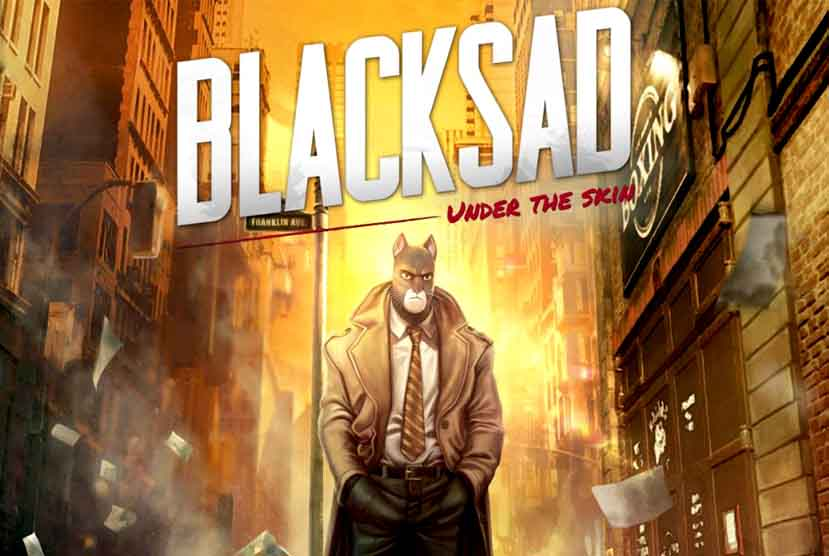 Blacksad Under the Skin Free Download Torrent Repack-Games