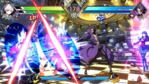 BlazBlue Cross Tag Battle Special Edition Free Download Repack-Games