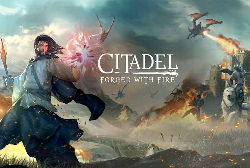 Citadel Forged with Fire Free Download Torrent Repack-Games