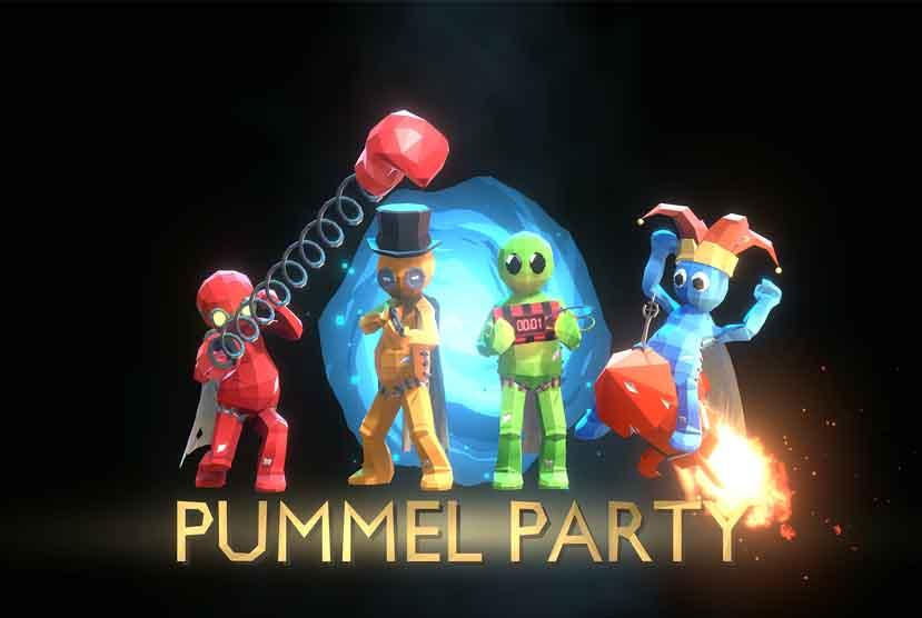 Pummel Party Free Download Torrent Repack-Games
