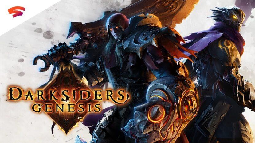 Darksiders Genesis Free Download Pre-Installed Repack-Games