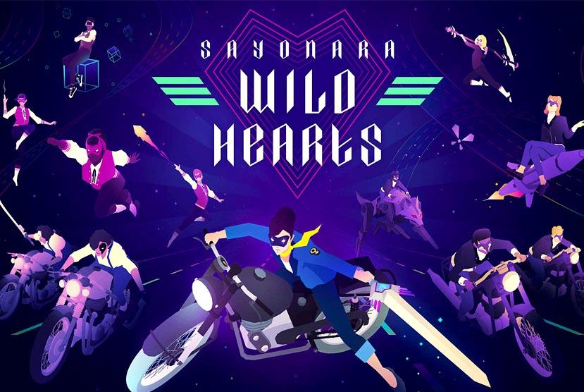 Sayonara Wild Hearts Free Download Torrent Repack-Games