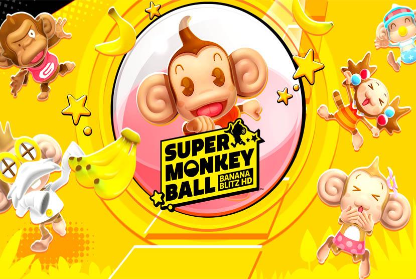Super Monkey Ball Banana Blitz HD Free Download Torrent Repack-Games