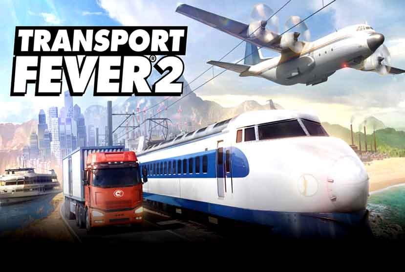 Transport Fever 2 Free Download Torrent Repack-Games