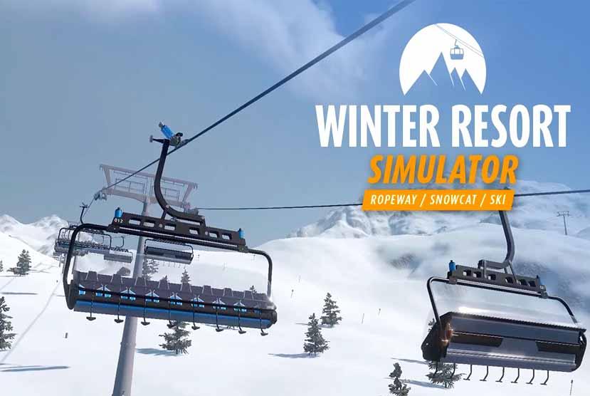 Winter Resort Simulator Free Download Torrent Repack-Games