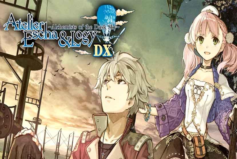 Atelier Escha & Logy Alchemists of the Dusk Sky DX Free Download Torrent Repack-Games