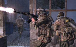 Call of Duty 4 Modern Warfare Free Download Crack Repack-Games
