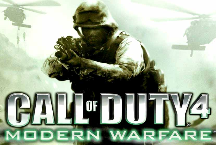 Call of Duty 4 Modern Warfare Free Download Torrent Repack-Games