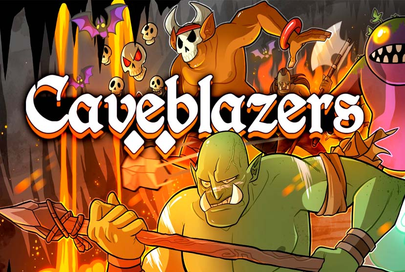 Caveblazers Free Download Torrent Repack-Games