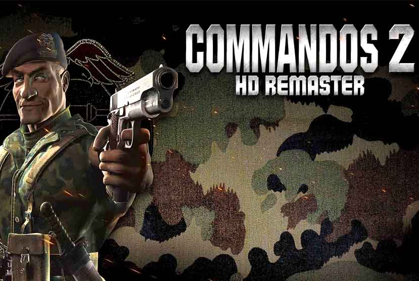 Commandos 2 – HD Remaster Free Download Torrent Repack-Games
