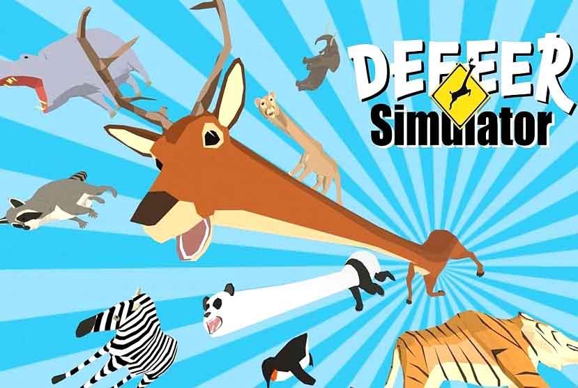 DEEEER Simulator Your Average Everyday Deer Game Free Download Torrent Repack-Games