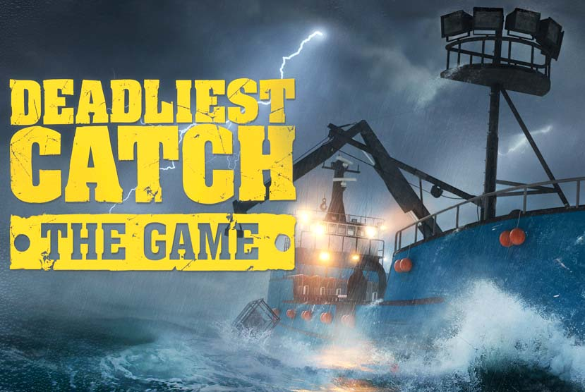 Deadliest Catch The Game Free Download Torrent Repack-Games