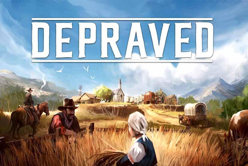Depraved Free Download Torrent Repack-Games