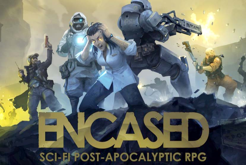 Encased A Sci-Fi Post-Apocalyptic RPG Free Download Torrent Repack-Games
