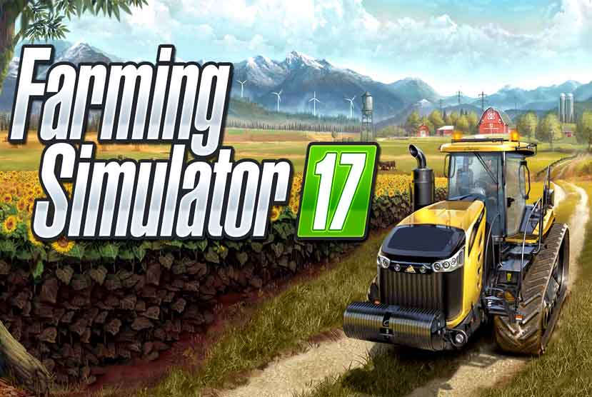 Farming Simulator 17 Free Download Torrent Repack-Games