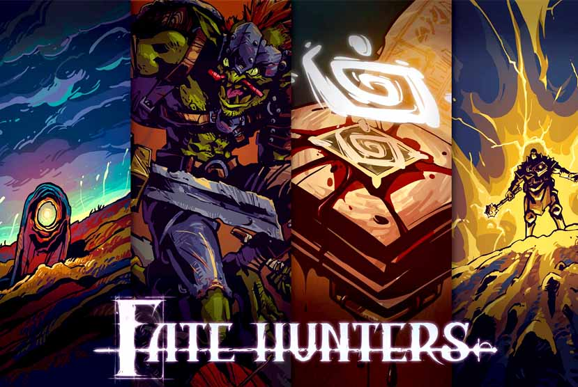 Fate Hunters Free Download Torrent Repack-Games