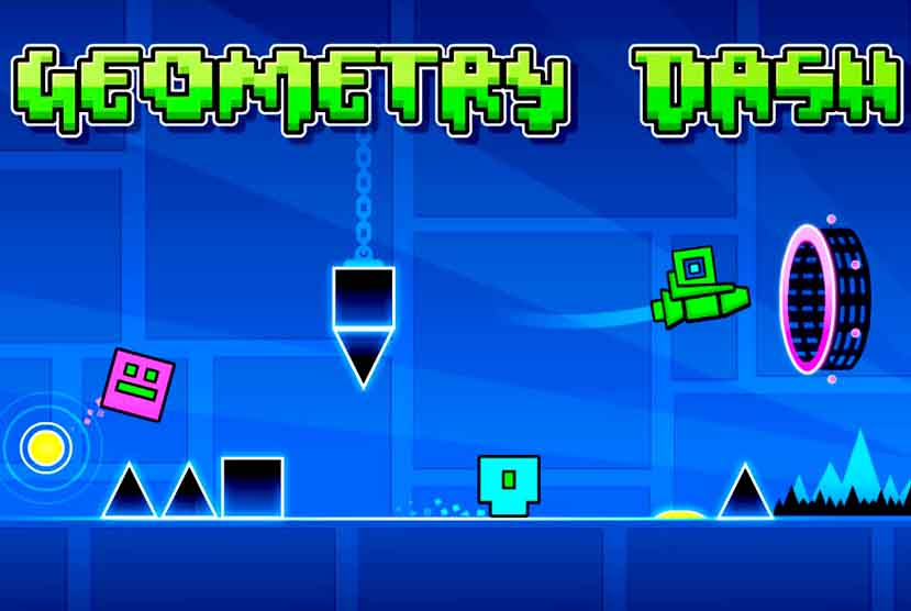 Geometry Dash Free Download Torrent Repack-Games