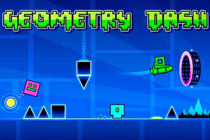 Geometry Dash Free Download Torrent Repack-Games