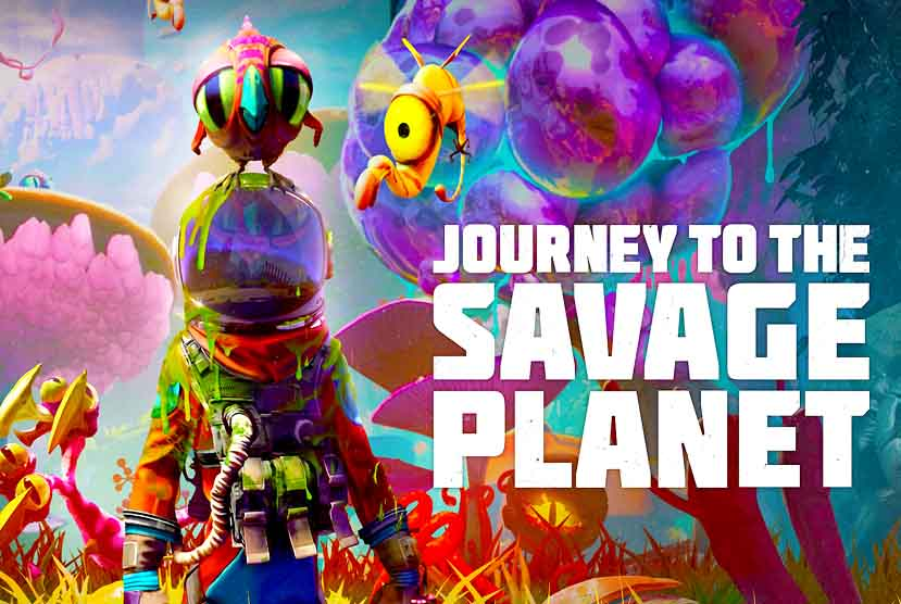 Journey to the Savage Planet Free Download Torrent Repack-Games