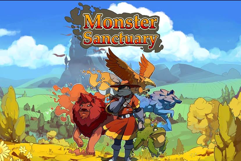 Monster Sanctuary Free Download Torrent Repack-Games