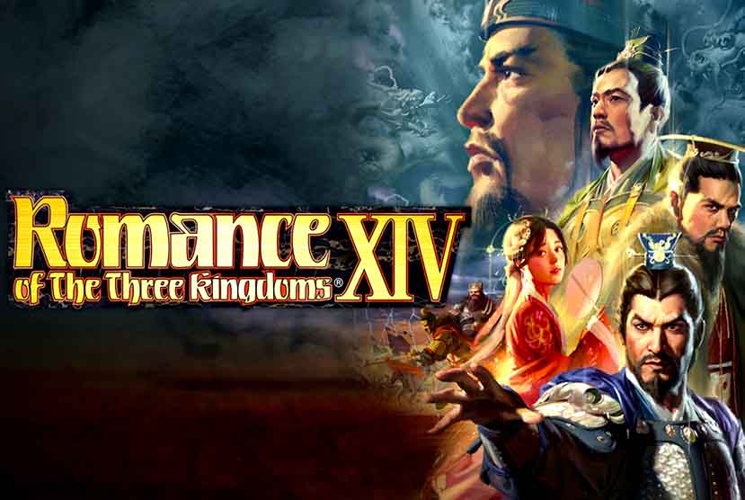 ROMANCE OF THE THREE KINGDOMS XIV Free Download Torrent Repack-Games