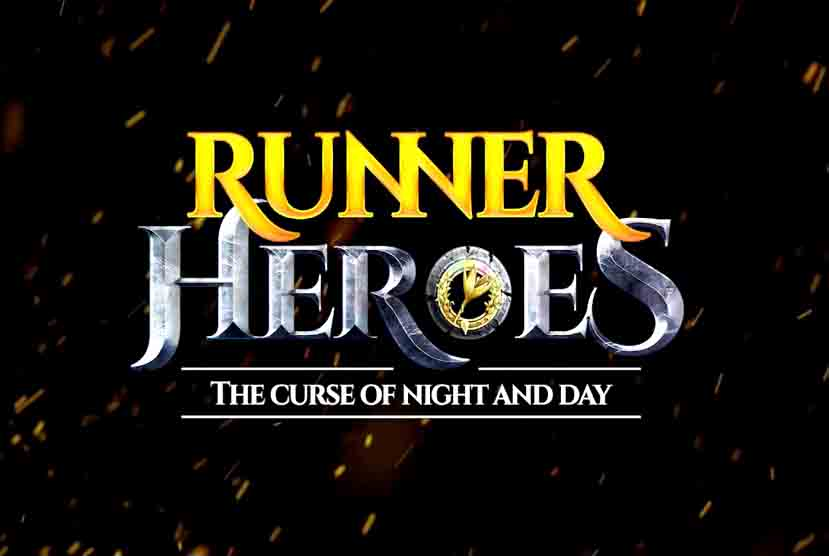 RUNNER HEROES The curse of night and day Free Download Torrent Repack-Games