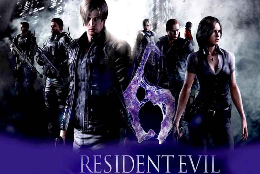 Resident Evil 6 Free Download Torrent Repack-Games