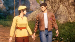 Shenmue III Free Download Repack-Games