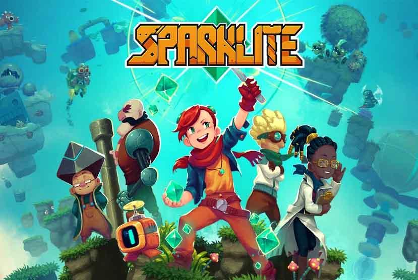 Sparklite Free Download Torrent Repack-Games