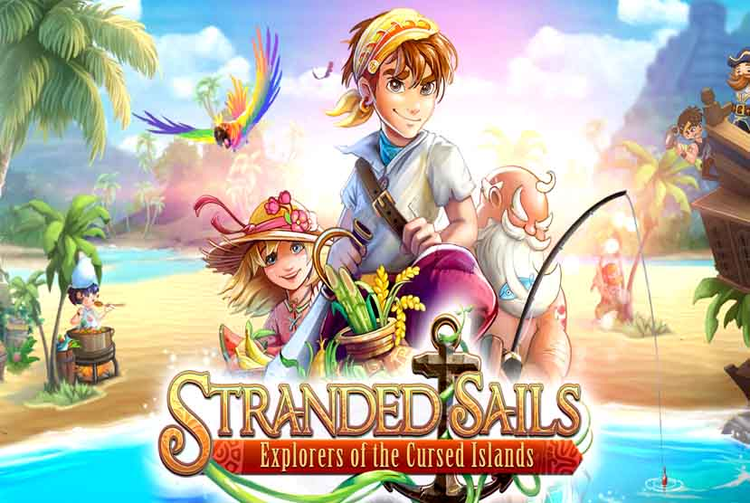 Stranded Sails – Explorers of the Cursed Islands Free Download Torrent Repack-Games