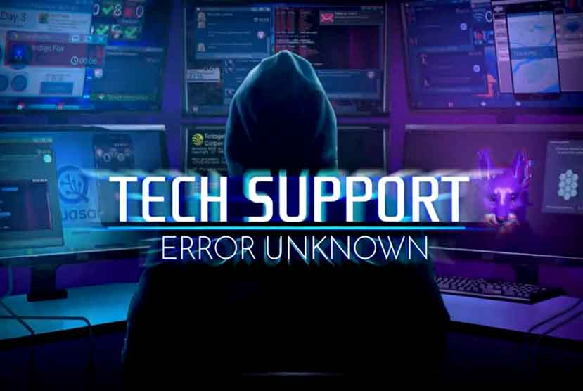 Tech Support Error Unknown Free Download Torrent Repack-Games