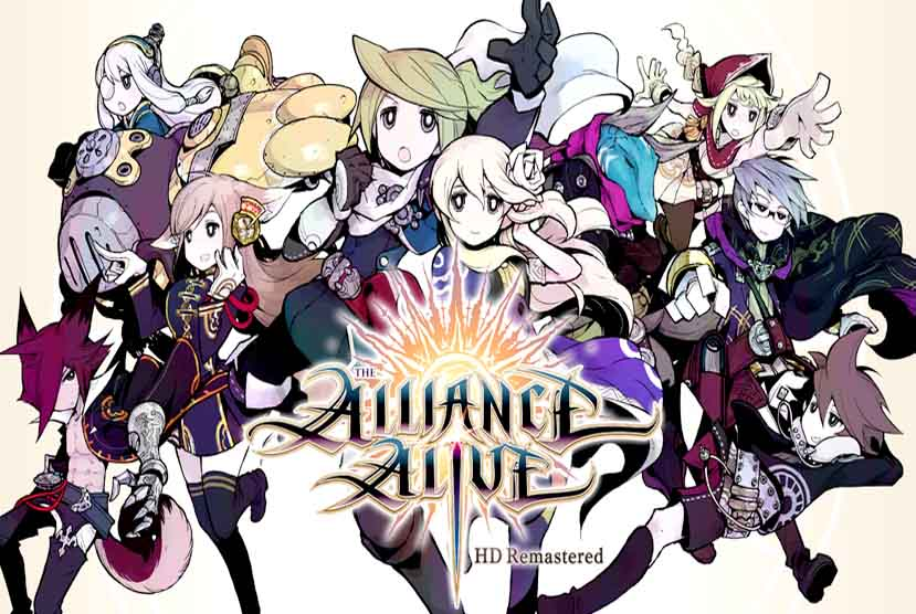 The Alliance Alive HD Remastered Free Download Torrent Repack-Games
